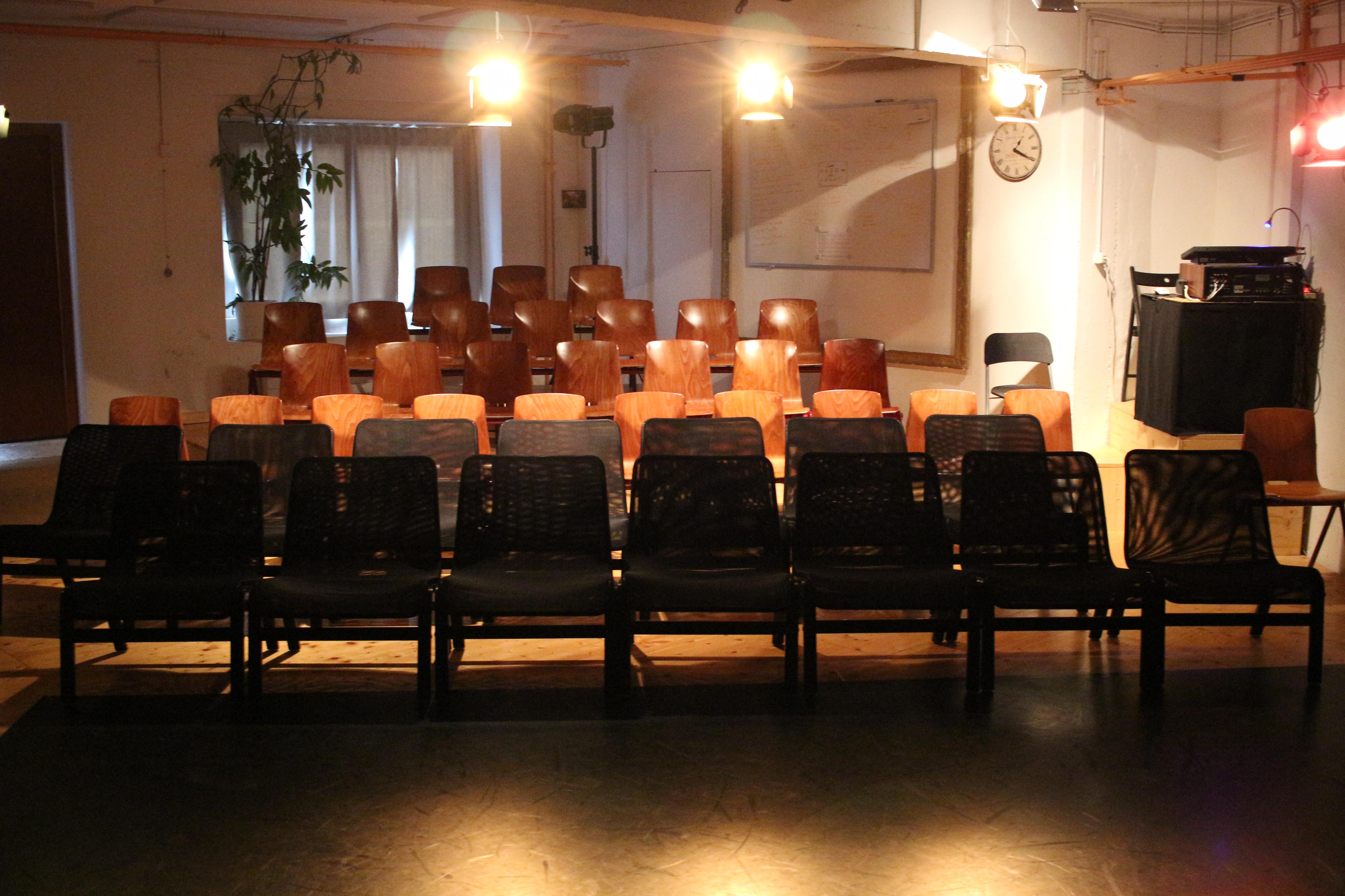 Salle Gecko (théâtre)