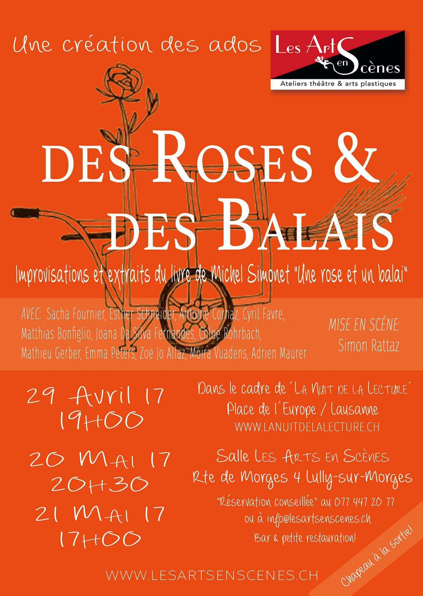 des Roses & des Balais