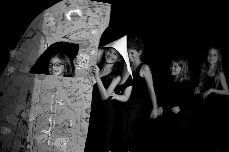 Ateliers Cours Théâtre Enfants (3-17 ans)