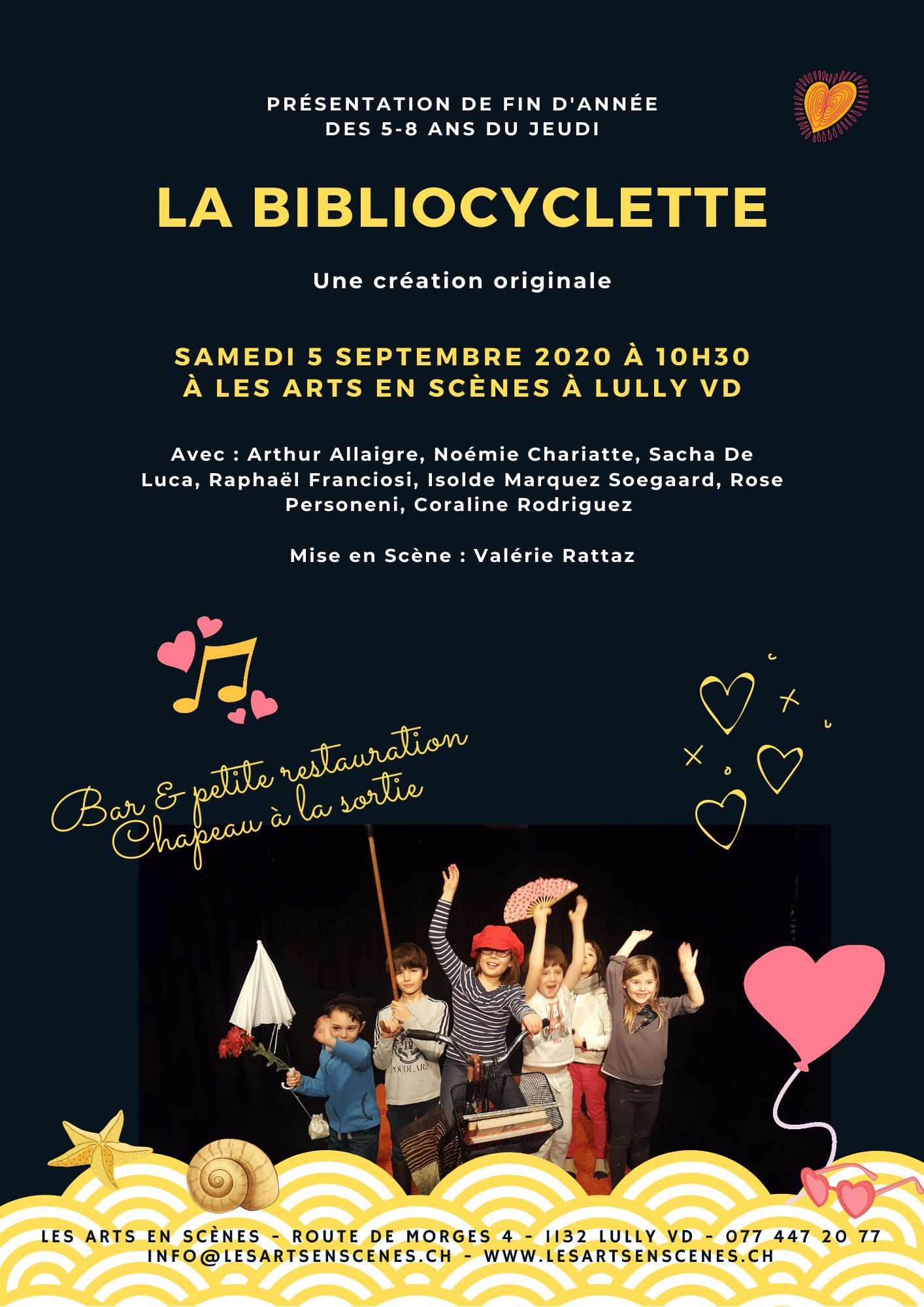 La Bibliocyclette